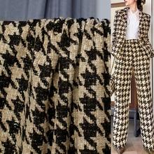 50x150 سنتيمتر الأبيض Waxberry فرنسا فيل-Lumiere hh9 stبلو تويد الأقمشة الملابس المواد الخريف سترة الخياطة القماش خياط