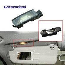 Lampe de lecture de carte dôme intérieur noir OnSale 1K0947109 pour VW POLO CC EOS Golf Jetta Passat Tiguan Bettle Touran Seat Leon