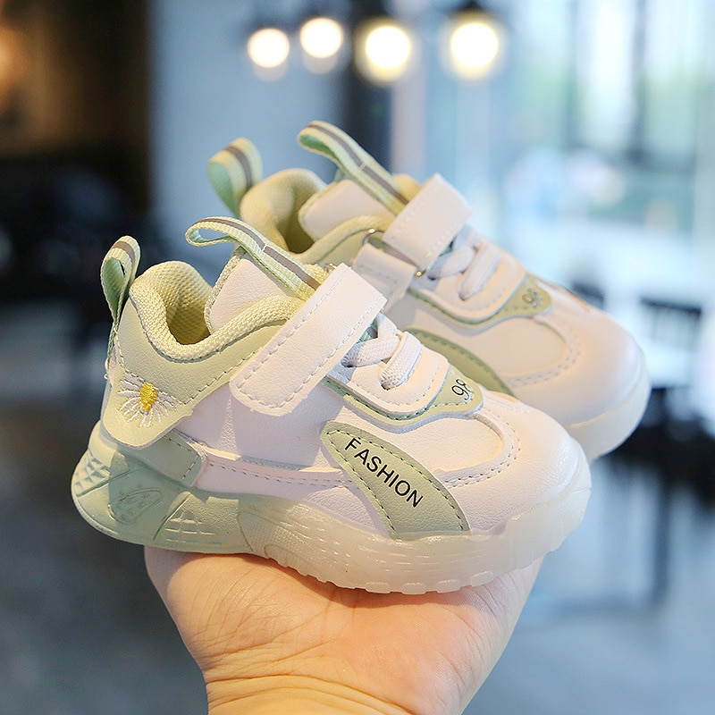 Manufacturers wholesale new 2021 girls baby breathable casual shoes boys toddler shoes soft sole single layer shoes popular chil