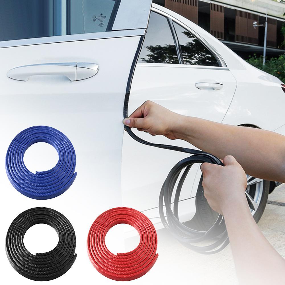 5/10m Car Door Edge Guard Universal Car Auto Door Edge Guard Scratch Protector Moulding Trim Strip