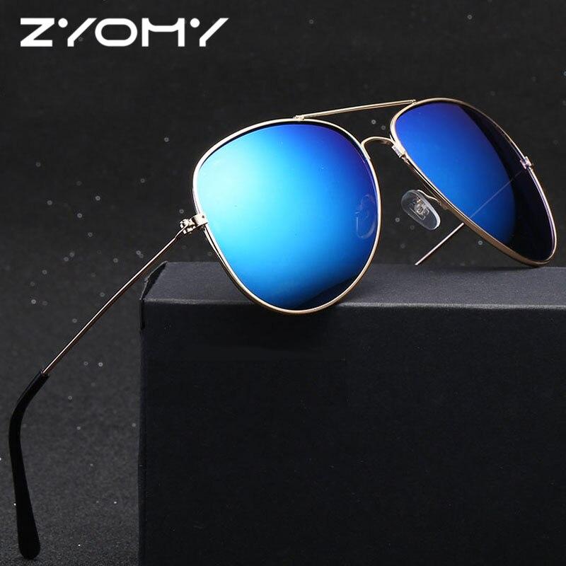 Солнцезащитные очки Q в стиле ретро для мужчин и женщин UV-400, Классические винтажные модные, в металлической оправе, с защитой от ультрафиолета