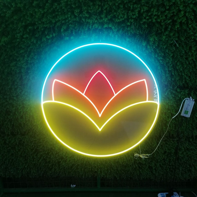 Custom Neon Anime Wall Decor Neon Light Sign  For Party Home Bar Bedroom Decoration Birthday Party Creative Gift enlarge