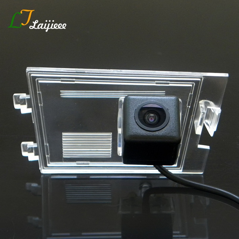 Reverse Camera Kit For Jeep Liberty Cherokee KK 2008 To 2011 2012 2013 / HD Rear View Parking Camera Compatible With OEM Screen