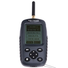 FF998 Rechargeable Wireless Fish Finder 125KHz Sonar Sensor Echo Sounder