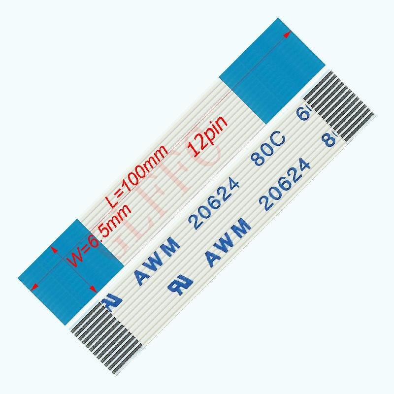 Cable plano Flexible de tipo A para ordenador LCD y DVD, Cable...