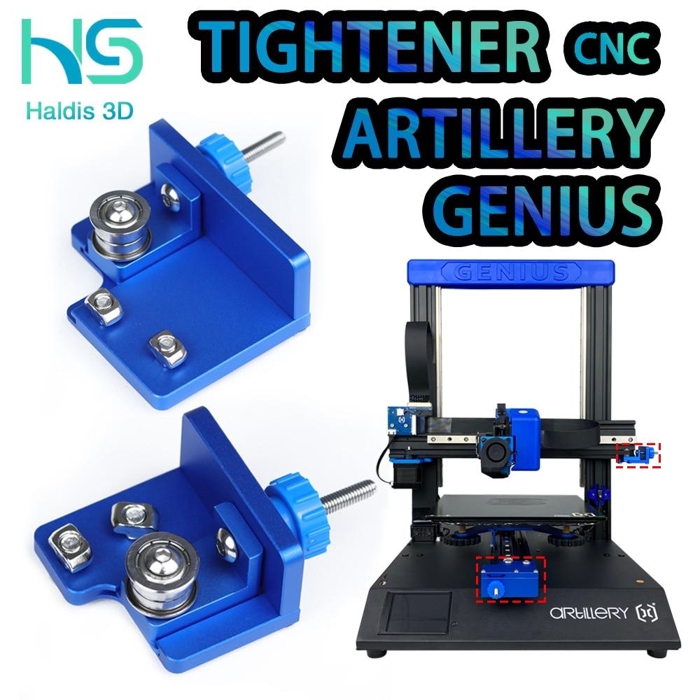 Artillería impresora genio SW-X1 cinturón tensor CNC nivel de escritorio de alta...