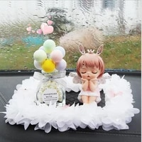 diamond cartoon cute angel resin ornament birthday gift home office car interior decoration