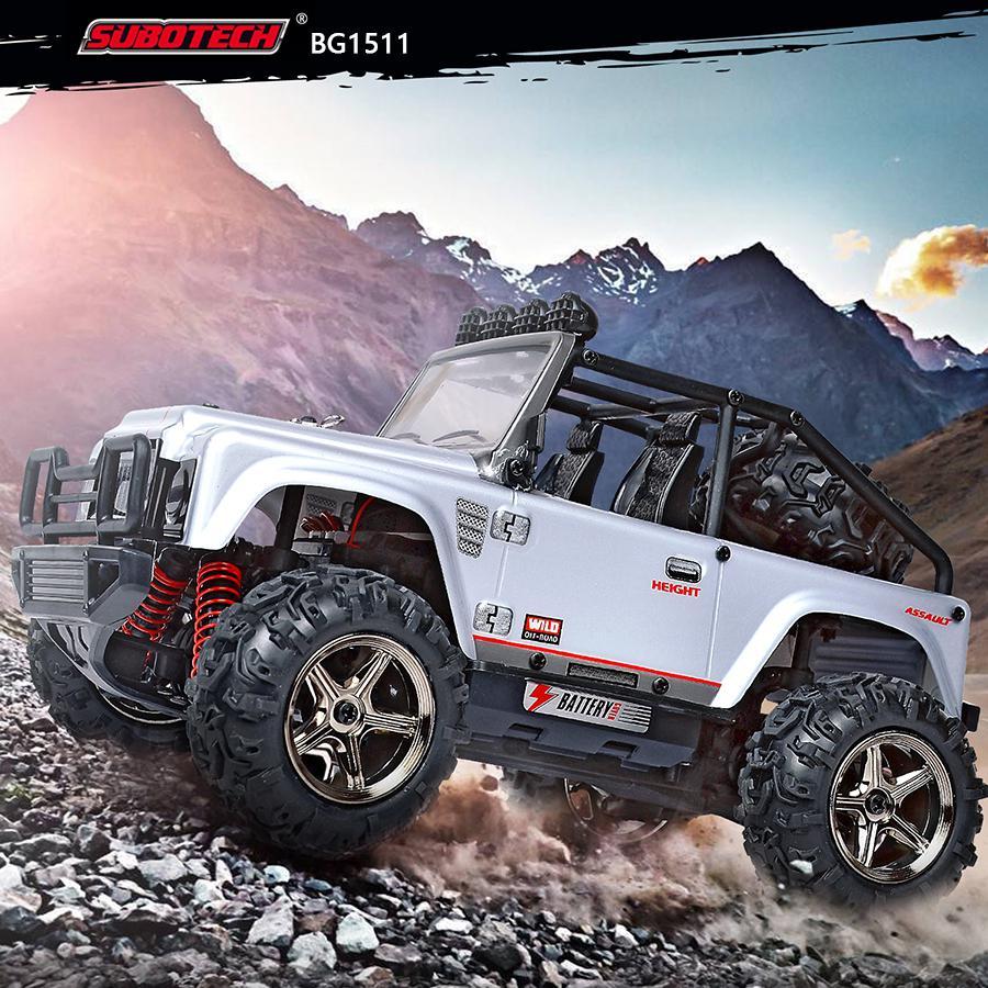 HobbyLane Subotech valiente 1/22 2,4G 4WD RC desierto Buggy coche RC SUV NO BG1511 45 km/h