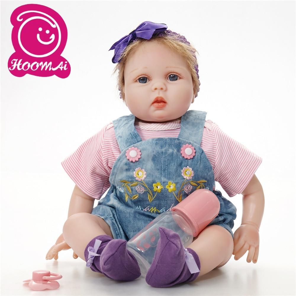 Bebes reborn boneca 55 cm pano corpo menina reborn bebê boneca de banho brinquedo lifelike recém nascido princesa victoria bonecas menina