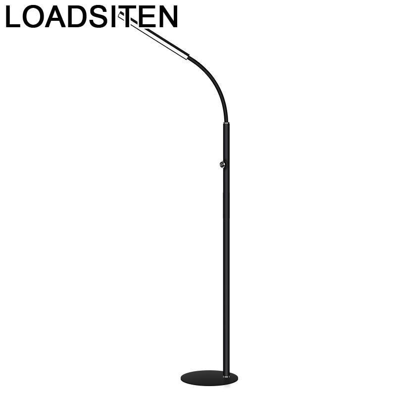 Lámpara De diseño nórdico Para sala De estar y Luz De suelo,...