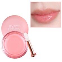 Hydratant baume à lèvres crème coréenne nuit sommeil masque à lèvres soin nourrir changement de couleur rose lèvres crème blanchissante protéger maquillage