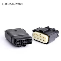 16 pin molex auto wire harness cable connector electric male female socket plug 33472 1606 33482 8601 33472 1740