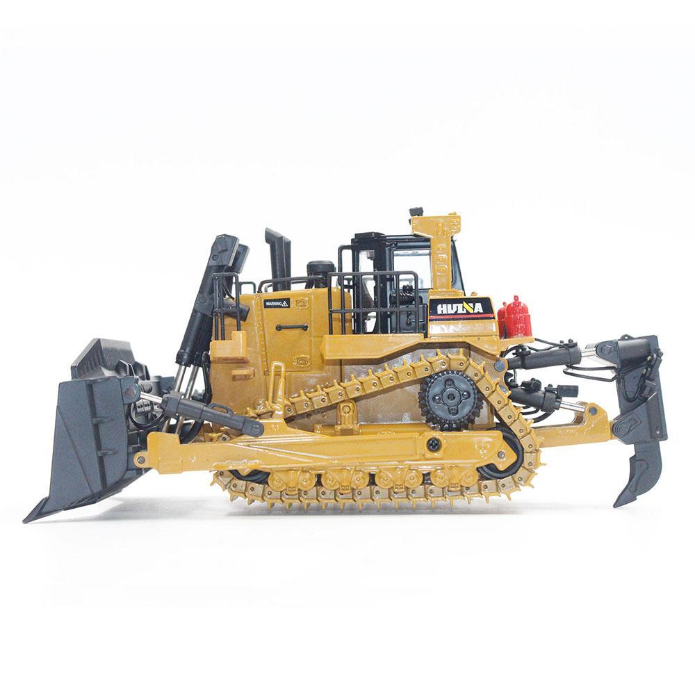 modelo estatico da huina 1700 150 trator pesado de liga completa para treinamento