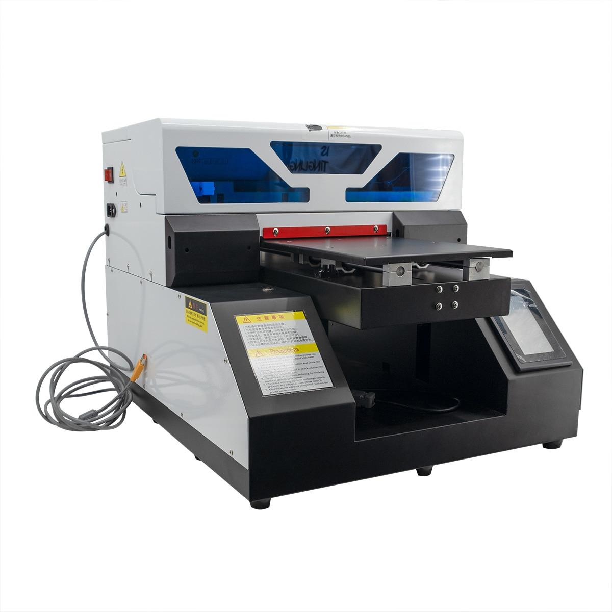طابعة A4 dtg آلة طبع على قميص سعر للبيع طابعة الأشعة فوق البنفسجية