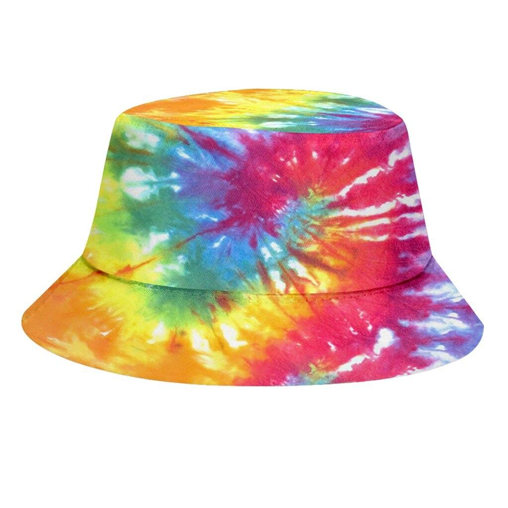 Gorra de verano con estampado en 3D Ins para hombres y mujeres, sombreros protectores de Sol para mujeres, moda Reversible Bob, sombrero de pescador para monopatín