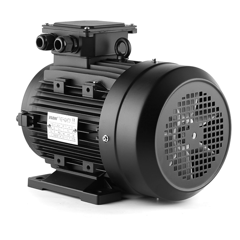 100% new for washing machine parts b20 6a b20 6 drain pump motor good working set 5.5kw Hollow Shaft Electric Motor For Washing Machine Pump