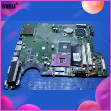 SHELI pour HP pavillon DV5 DV5-1000 série 482868-001 ordinateur portable carte mère ordinateur portable carte mère