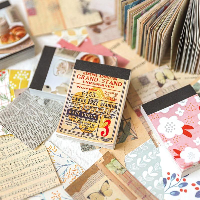 100-lenzuola-garden-street-diario-diario-di-viaggio-adesivi-di-carta-scrapbooking-cancelleria-sticker-fiocchi-di-rifornimenti-di-arte