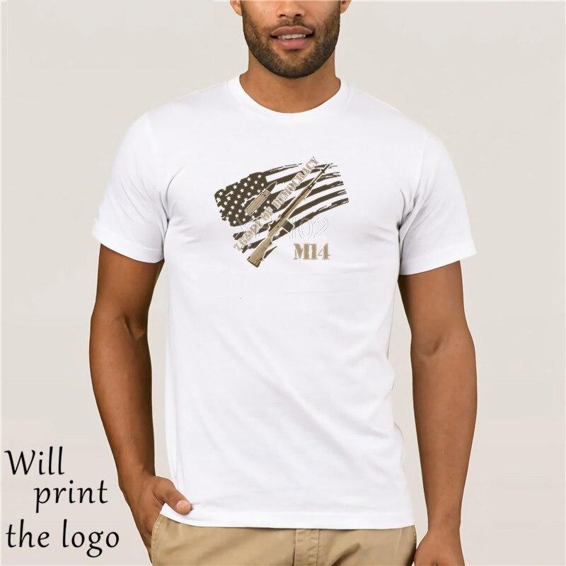 Camiseta del fanático del Rifle M14 nato Vietnam, broma de la democracia