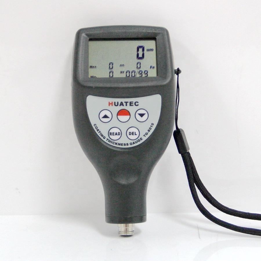 TG8010 Digital backlight display Coating Thickness Paint Gauge Meter enlarge