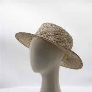 Солнце шляпы широкополая круглая вершина мужские и женские туфли-лодочки на высоком каблуке ручной работы летние соломенные шляпы полые защита на открытом воздухе Повседневная пляжная Женская летняя обувь шляпы