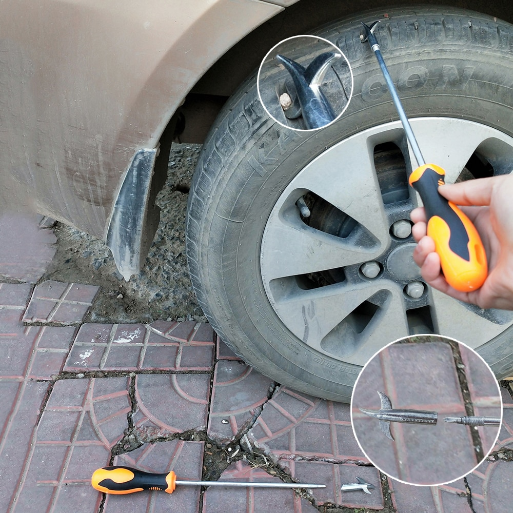 AliExpress - High Quality Car Tire Stone Cleaner Groove Broken Stone Remover Tire Cleaning Hook Tire Cleaning Tool Car-styling