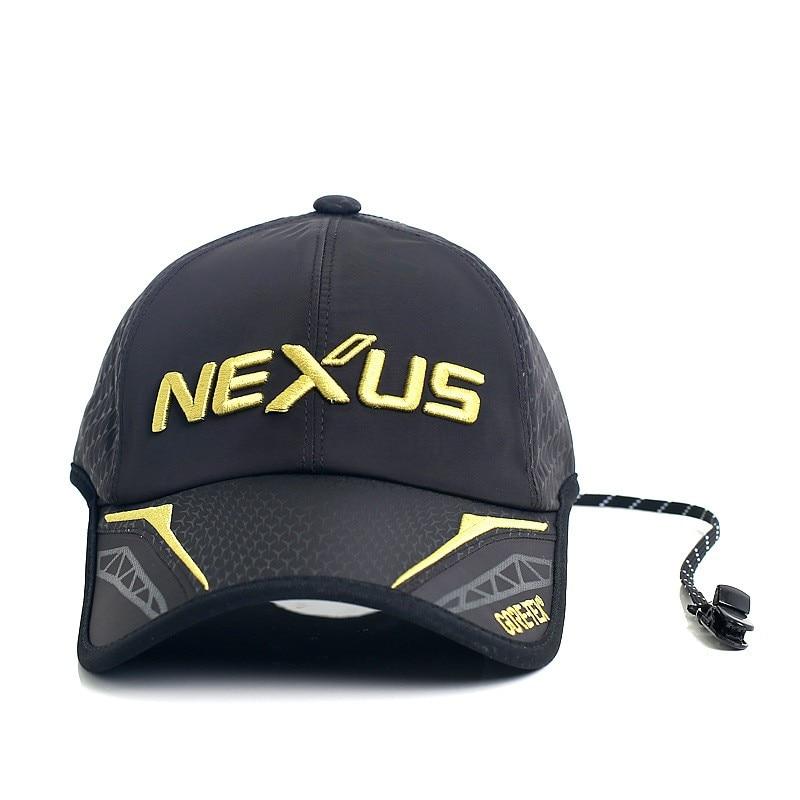 2020 New Summer Men Women Fishing Caps Hats Top Quality Sunshade Adjustable Outdoor Sport Hiking Fishing Cap