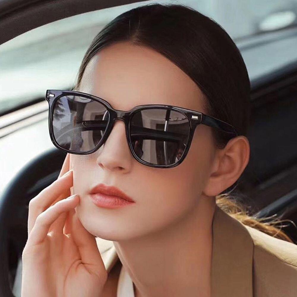 WOENFEL роскошные квадратные солнцезащитные очки, Модные Винтажные брендовые солнцезащитные очки для женщин и мужчин, дизайнерские Классичес...