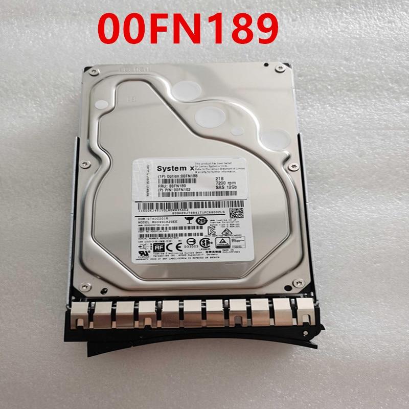 الأصلي الجديد HDD لينوفو M5 2 تيرا بايت 3.5