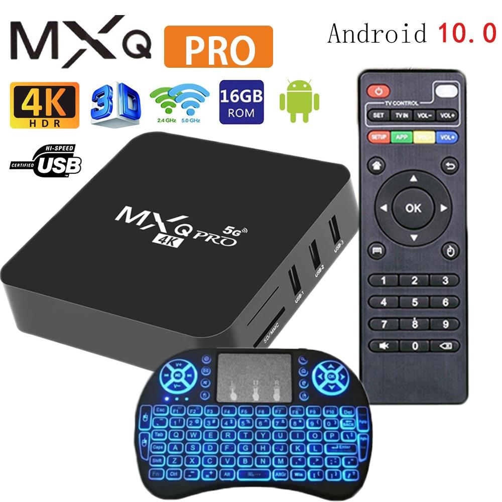 Фото - MXQ PRO 5G 4K Android Smart TV Box Quad Core Amlogic CPU S905W 2GB 16GB 3D Android10.0 TV Box 2.4/5G Wifi 1080P HD Media Player mxq pro 5g 4k android smart tv box quad core amlogic cpu s905w 2gb 16gb 3d android10 0 tv box 2 4 5g wifi 1080p hd media player