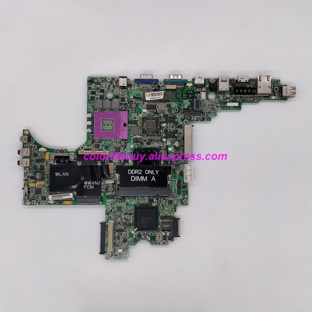 حقيقي CN-0U377J 0U377J U377J DAJM7BMB8F0 G86-621-A2 PM965 DDR2 اللوحة الأم للكمبيوتر المحمول اللوحة الرئيسية لأجهزة الكمبيوتر المحمول DELL Latitude D830