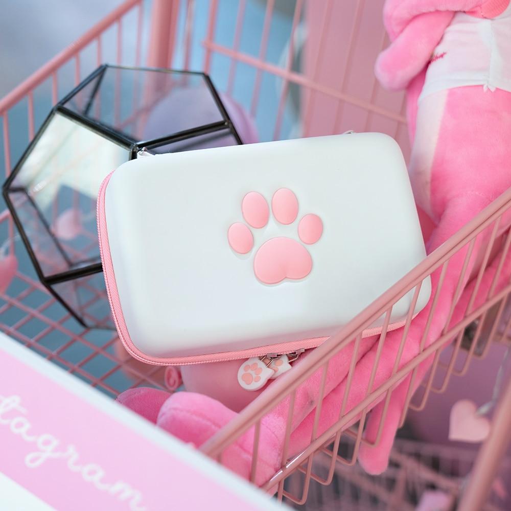 NS Switch Lite portátil Durable Shell Case Bag para Nintendo switch ns consola controladora viaje bolsa de almacenaje de transporte Accesorios
