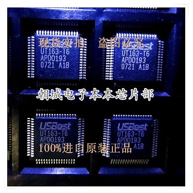5 unids/lote UT163-T6 TQFP64