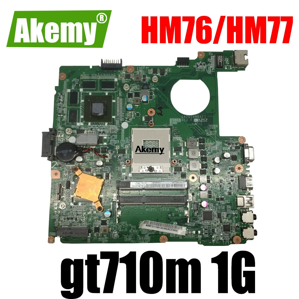V3-471 da0zqsmb8e0 لشركة أيسر e1-471g EC-471 v3-471g e1-431g v3-431g الكمبيوتر الدفتري اللوحة 100% اختبار موافق gt710m 1G HM76