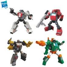 Hasbro transformateurs guerre pour Cybertron série classe D Cliffjumper Wheeljack palan déformation modèle jouets