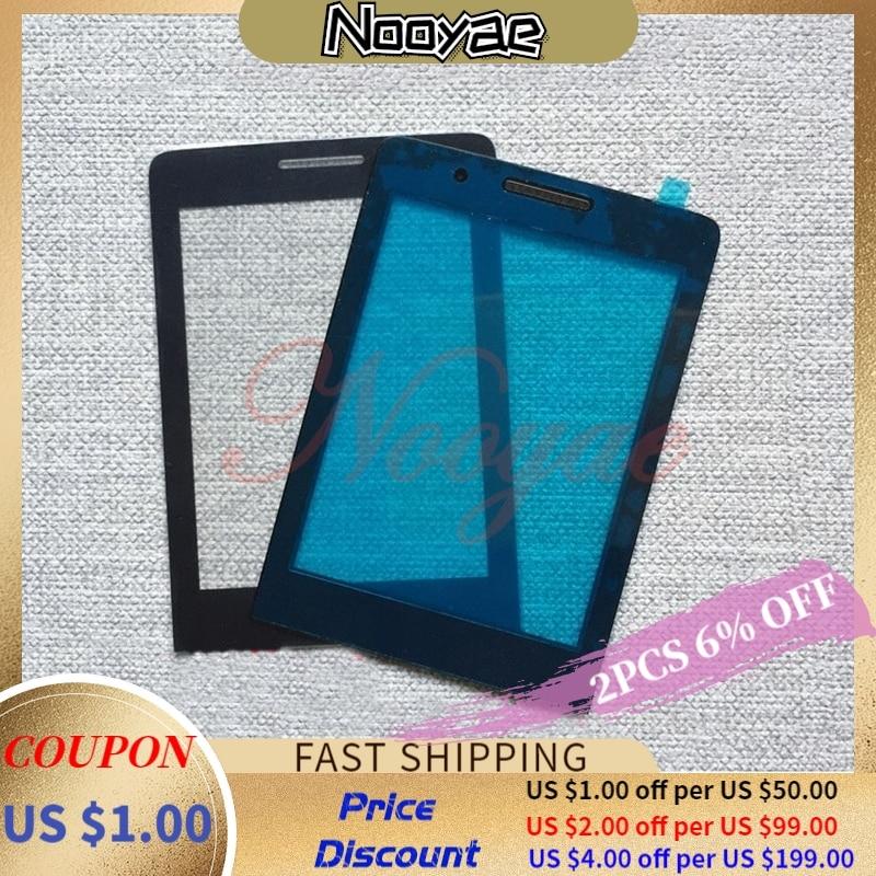 Black Front Glass Panel For Philips E570 CTE570 X5500 X623 E560 X513 Glass Lens Screen LCD Screen Lens ; 10pcs/lot