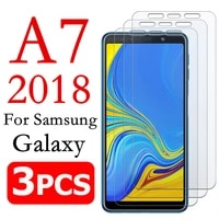 a7 2018 armored protective glass on for samsung A12 A51 A02 A02s A32 screen protectors galaxi a 7 2018 tempered glas verre tremp