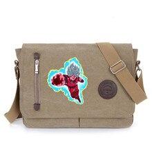 anime Japan Dragon ball Z shoulder bag student bookbag Messenger Bags Teens Crossbodybag Women Travel Shoulder Bags