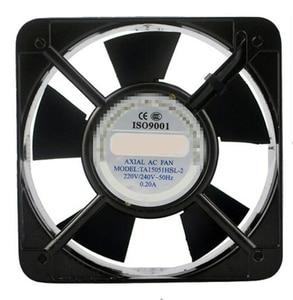 AC Axial Fan Copper Coil TA15051 Industrial Welder Cooling Fan 110V 220V 380V Brushless fan