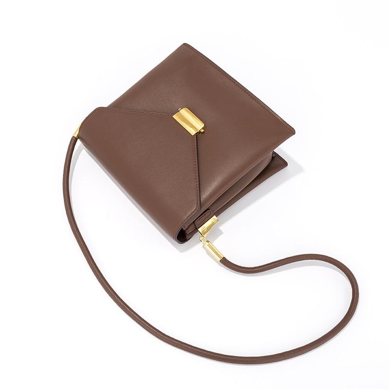 Fashion Designer Leather Crossbody Bags For Women 2020 Small Shoulder Messenger Bag Female Luxury Handbags and Purses