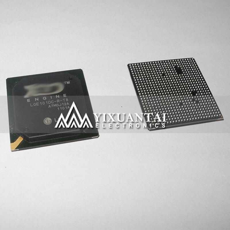 1 pçs/lote LGE101DB-LF-T8 lge101 lge101db LGE101DB-LF lcd-chip bga novo original genuíno