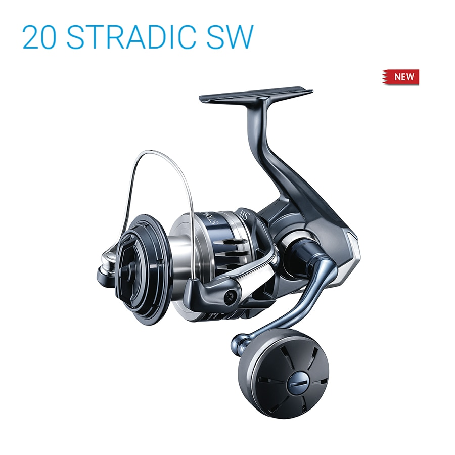 SHIMANO-STRADIC SW 2020 4000 5000 6000 8000 ، بكرة صيد دوارة ، عجلة مياه مالحة ، محرك إنفينيتي ، جديد ، 10000