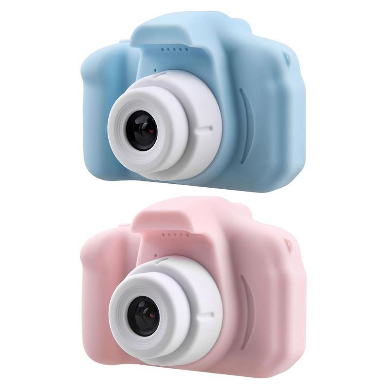 X2 Children Mini Camera Kids Educational Toys for Children Baby Gifts Birthday Gift 720P Digital Cam