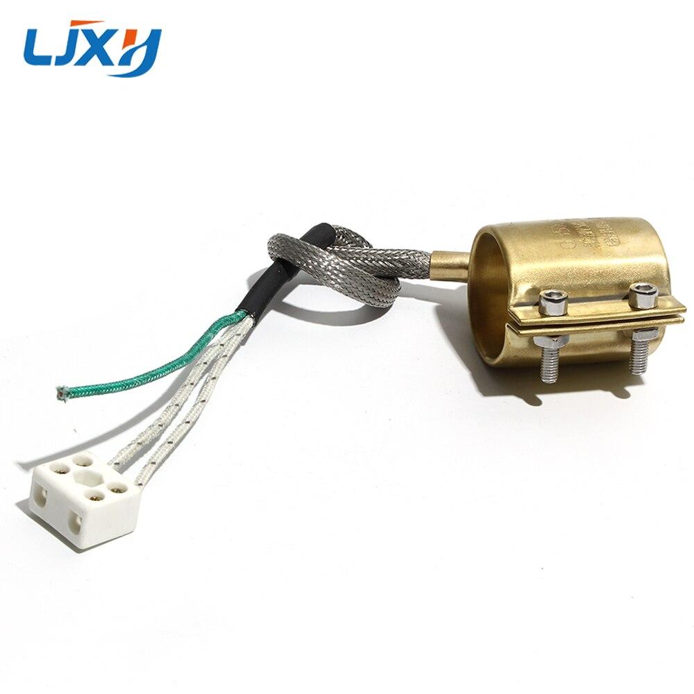 LJXH-حلقة تسخين كهربائية ، شريط نحاسي ، 65x7 0/70x3 0/70x3 5/70x4 0/70x45 مللي متر ، قطر داخلي x ارتفاع بسلكين/ثلاثة/خمسة أسلاك
