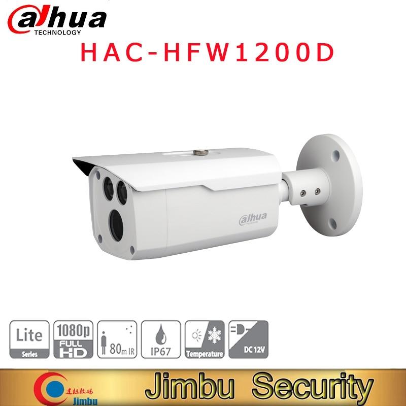 داهوا HAC-HFW1200D HDCVI الأمن كاميرا 1080P كاميرا مصغرة 1/2.7