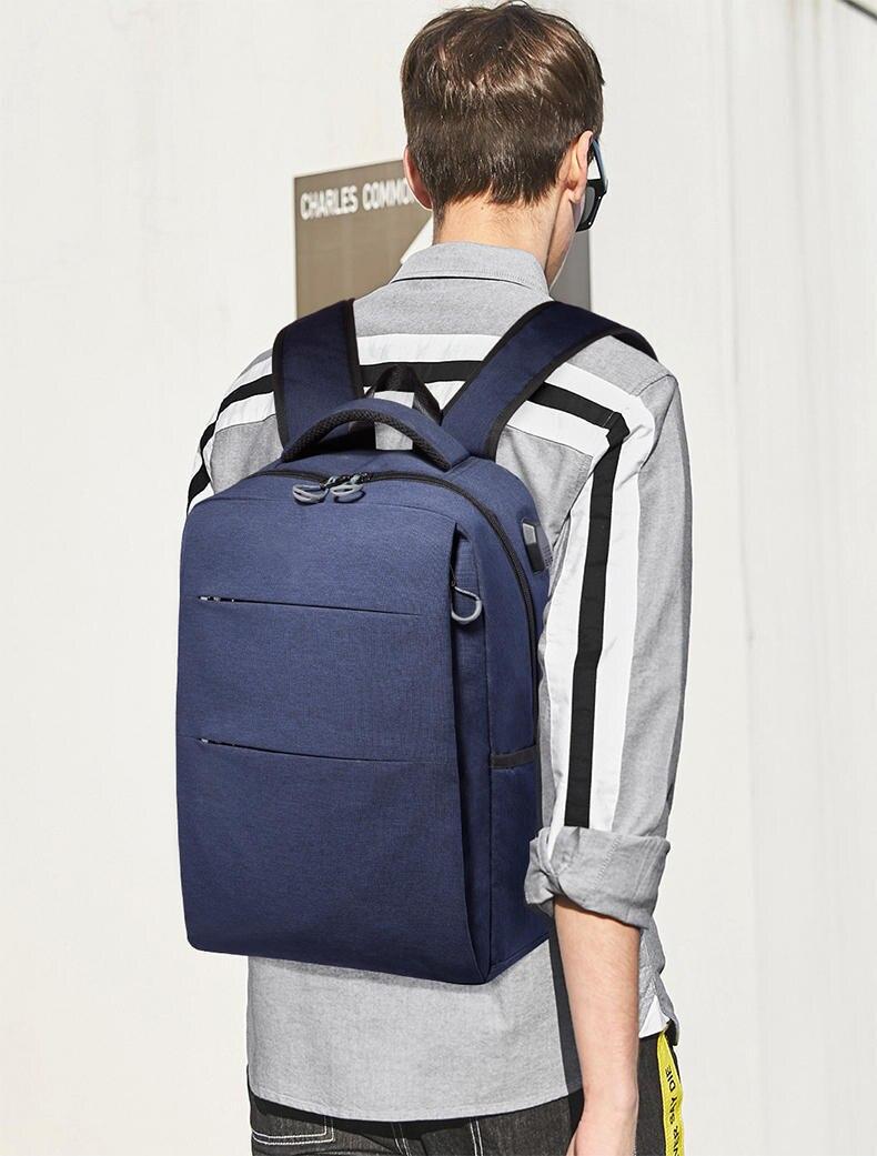 Men Women Laptop Backpack School Bags for Macbook Air Pro 13 2020 16 13.3