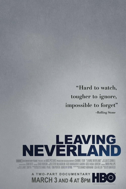 Leaving Neverland película Michael Jackson doctor película seda tela pared cartel Arte decoración pegatina brillante