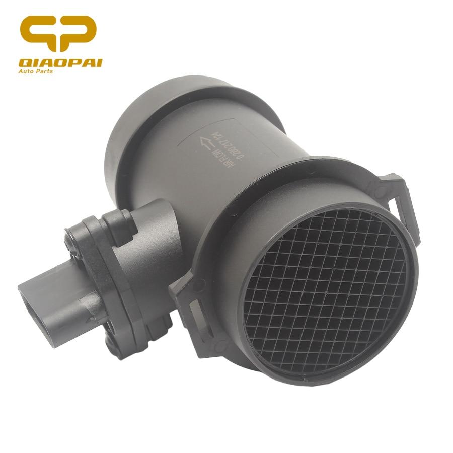 Sensor de flujo de Air masivo 0280217124, 13621433565, 1433565, 280217124 para BMW E36 E38 E46 316i 318i 740d Z3