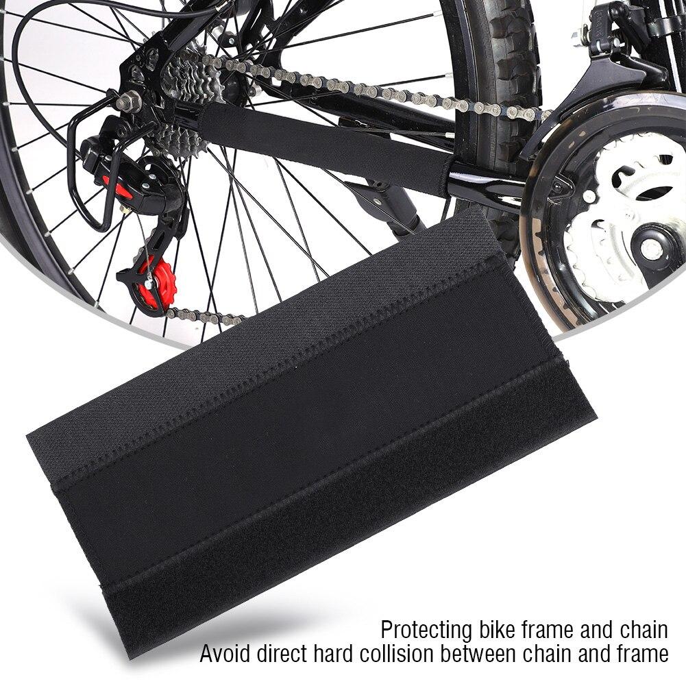 2 unidades de Protector de cadena para bicicletas, Protector de cadena, Protector de almohadilla, accesorio nuevo para proteger la cadena de bicicleta de daños