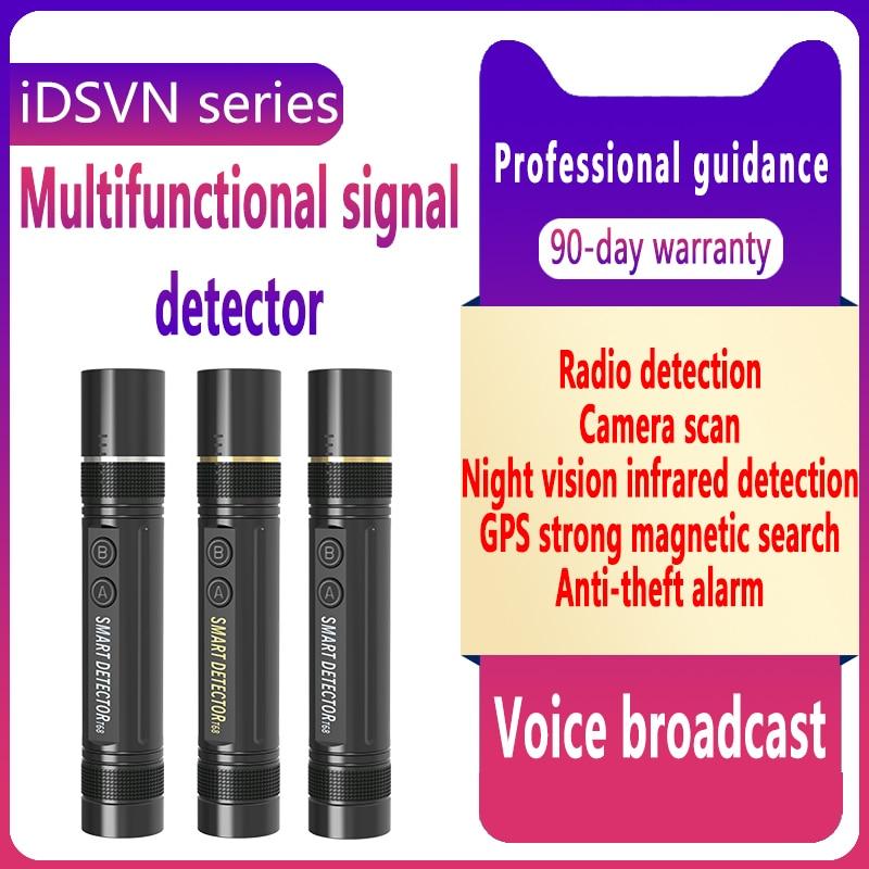 Mini Bug Detector GSM GPS Spy Hidden Camera Finder IR RF Cam Wireless Signal Voice Broadcasting Scanning Anti-Theft Anti-track enlarge